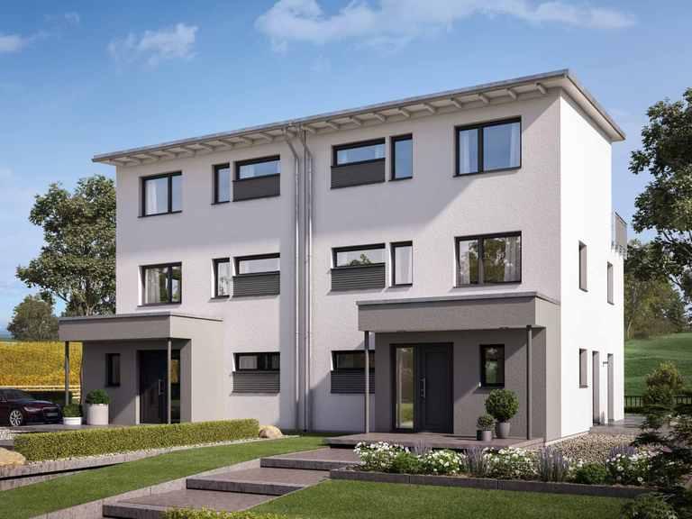 Doppelhaus CELEBRATION 122 V5 XL - Bien Zenker