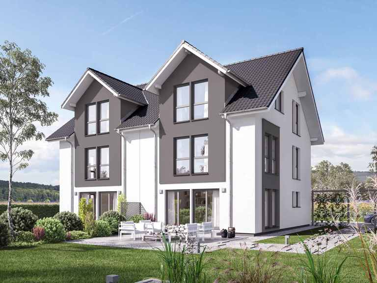 Doppelhaus CELEBRATION 139 V3 XL - Bien Zenker