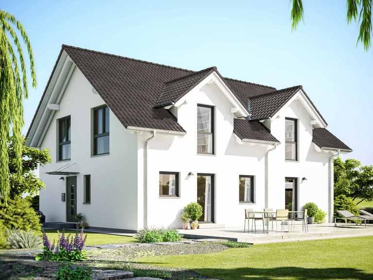 Zweifamilienhaus CELEBRATION 207 V4 - Bien Zenker