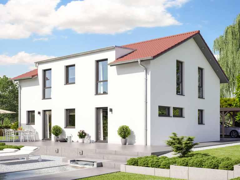 Zweifamilienhaus CELEBRATION 207 V5 - Bien Zenker