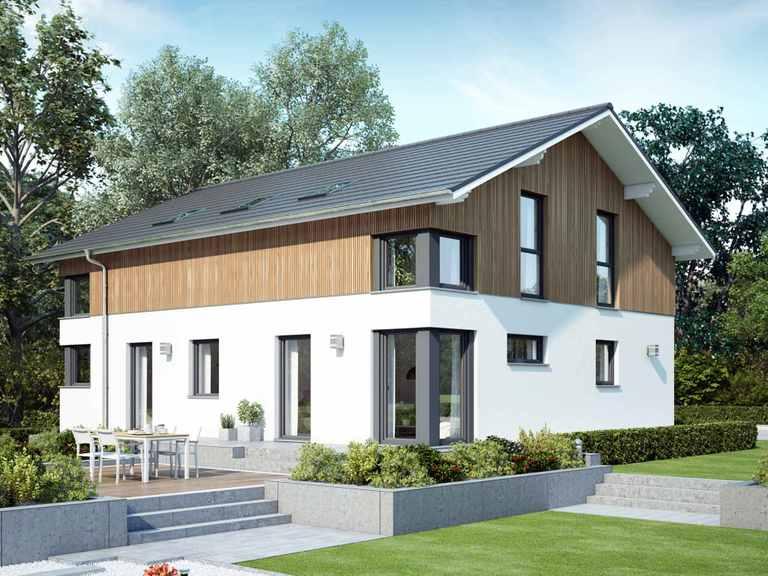 Zweifamilienhaus CELEBRATION 207 V6 - Bien Zenker