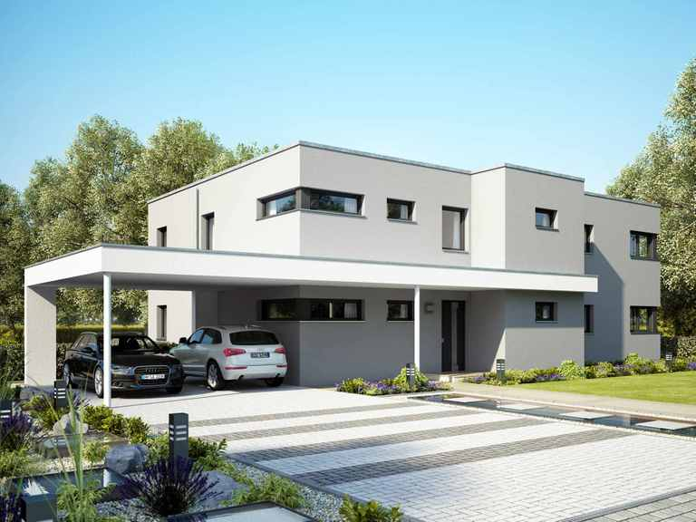 Zweifamilienhaus CELEBRATION 282 V3 - Bien Zenker