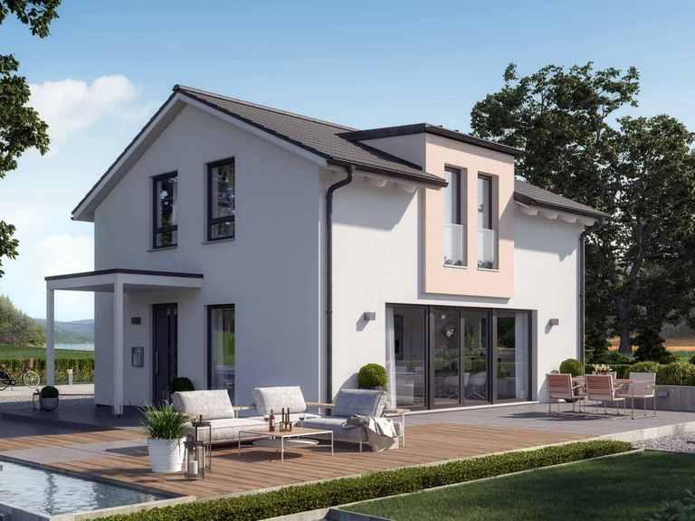 Einfamilienhaus EDITION 125 V3 - Bien Zenker
