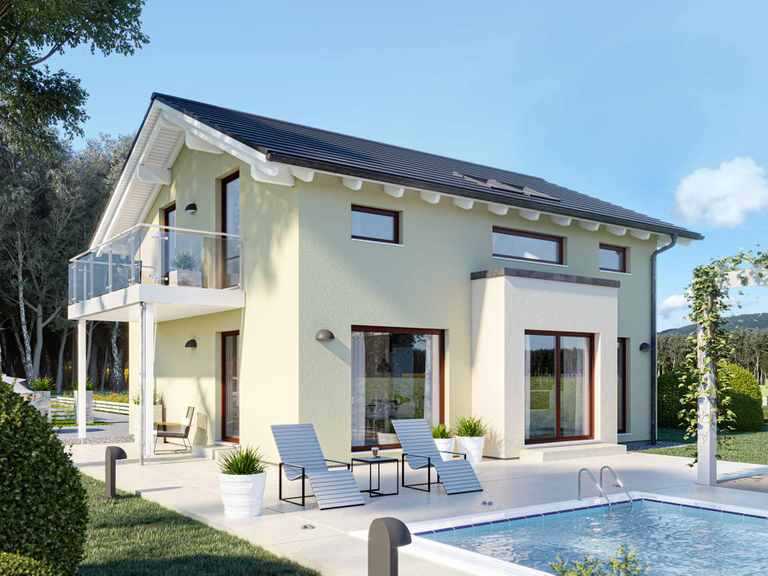 Einfamilienhaus EDITION 134 V4 - Bien Zenker