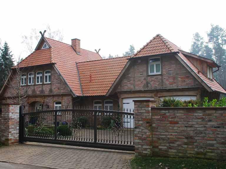 Fachwerkhaus mit Zwischenbau - Fuhrberger Zimmerei