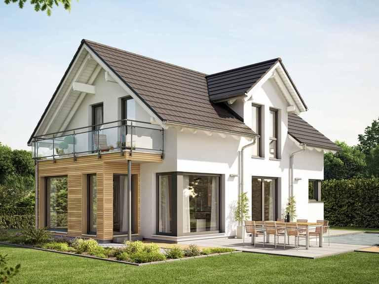 Einfamilienhaus EVOLUTION 122 V3 - Bien Zenker