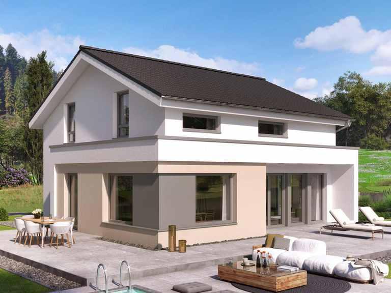 Einfamilienhaus EVOLUTION 143 V2 - Bien Zenker