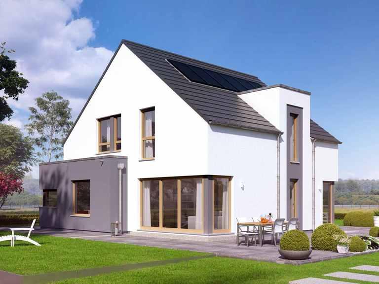 Einfamilienhaus EVOLUTION 164 V2 - Bien Zenker