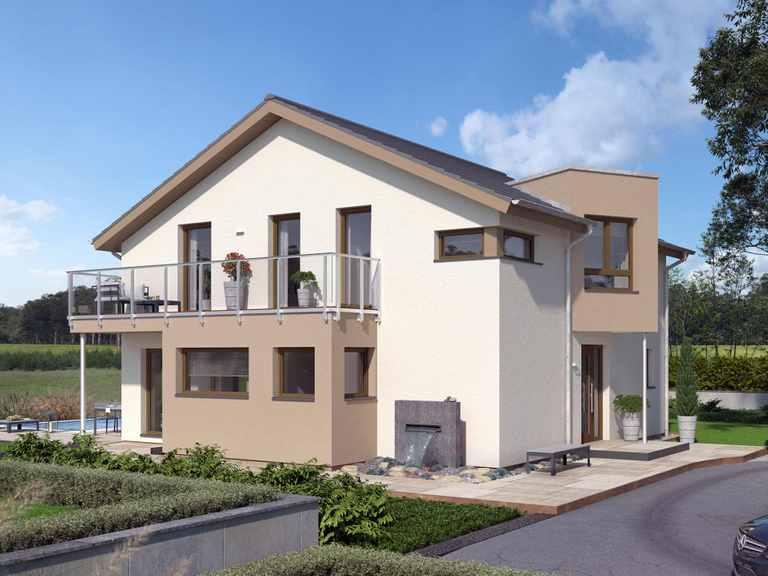 Einfamilienhaus EVOLUTION 177 V3 - Bien Zenker