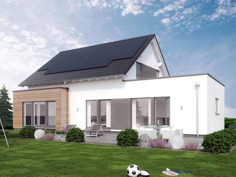 Mehrgenerationenhaus SOLUTION 183 V3 - Living Haus