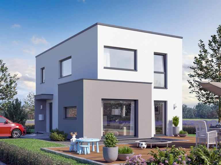 Einfamilienhaus SUNSHINE 112 FD - Living Haus