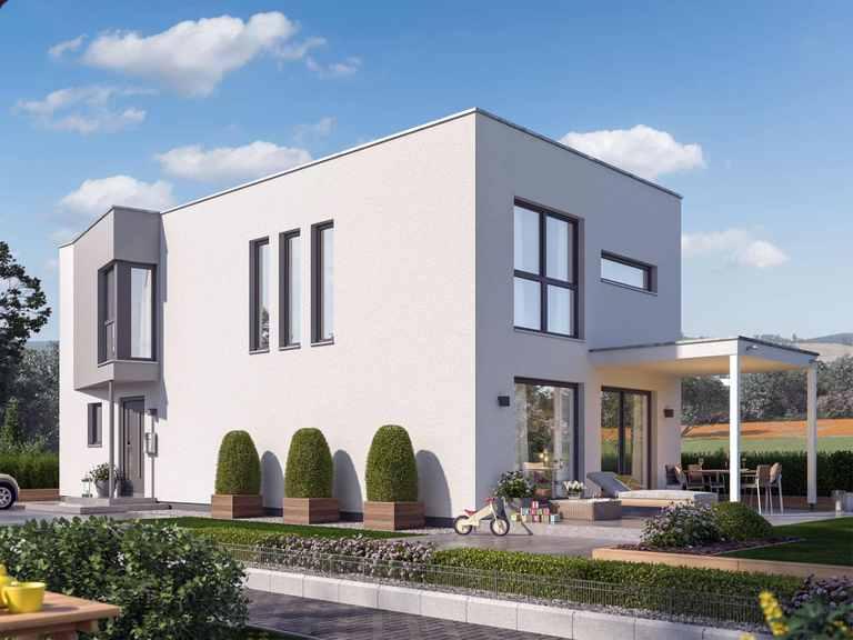 Einfamilienhaus SUNSHINE 156 FD - Living Haus
