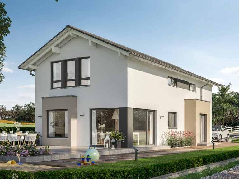 Einfamilienhaus SUNSHINE 156 SD - Living Haus