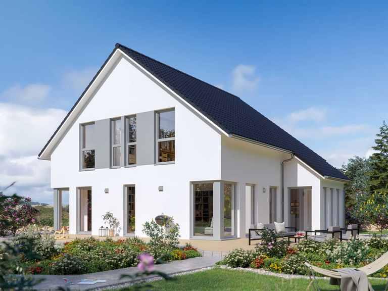 Einfamilienhaus SUNSHINE 167 V2 - Living Haus