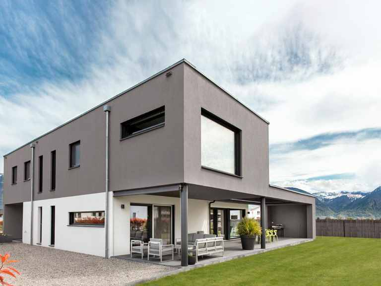 Architektenhaus aus Holz - WeberHaus