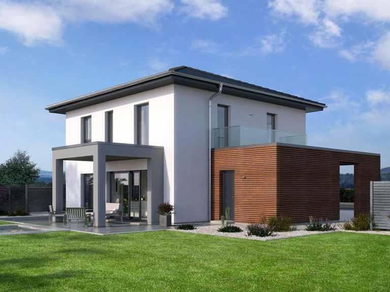 Stadtvilla City Klassiker GL05 - Streif Haus