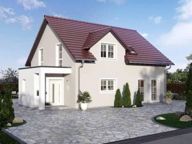 Einfamilienhaus Family Klassiker GQ01 - Streif