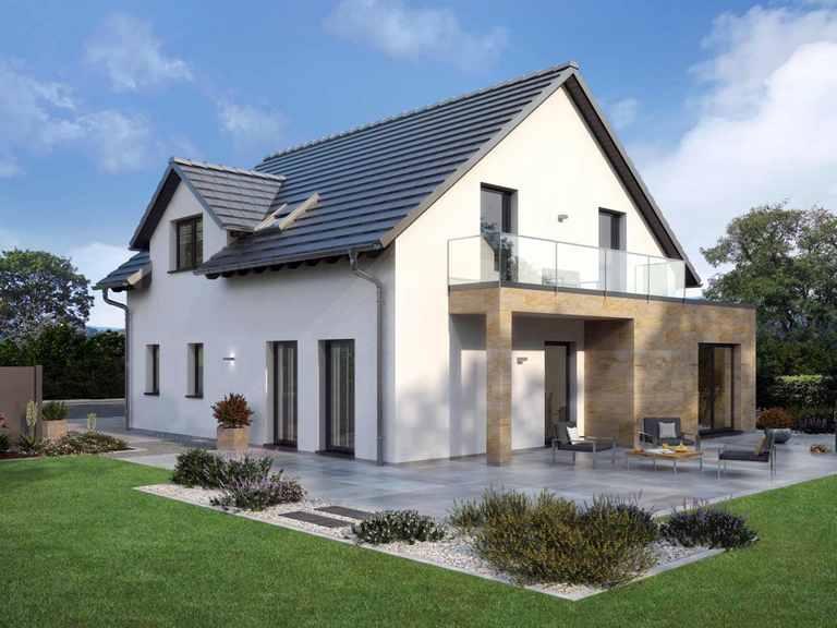 Einfamilienhaus Family Klassiker GQ02 - Streif