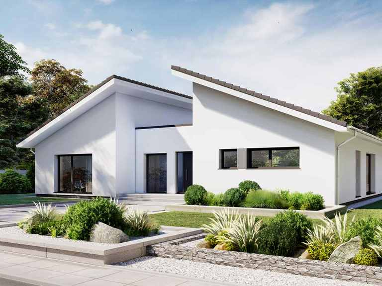 Pultdachhaus Perfect 170 - Danwood