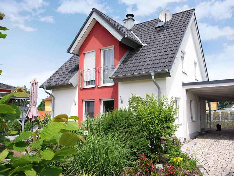 Einfamilienhaus ICON 3 mit Quergiebel - Dennert