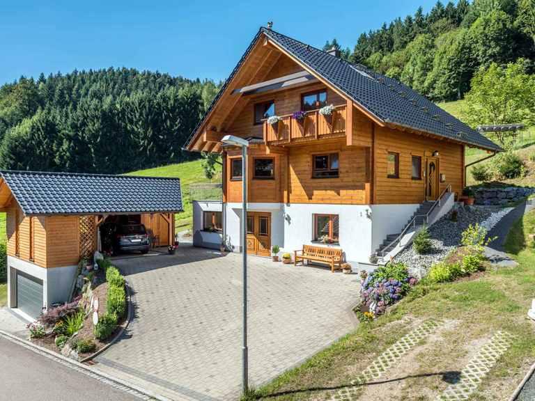 Holzhaus Gutachblick - Fullwood