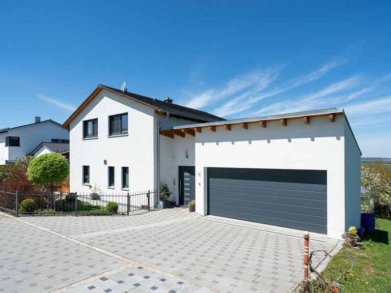 Einfamilienhaus Modern 146 - FischerHaus