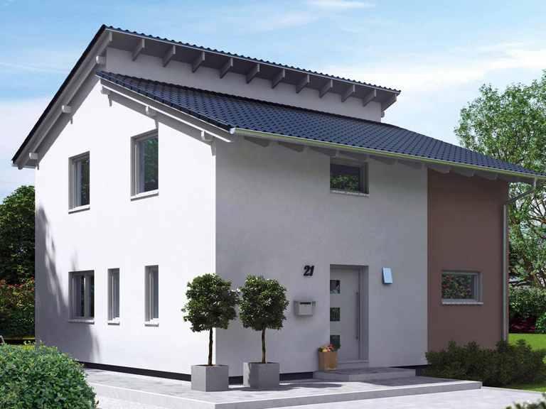 Pultdachhaus Florenz - Fingerhut Haus