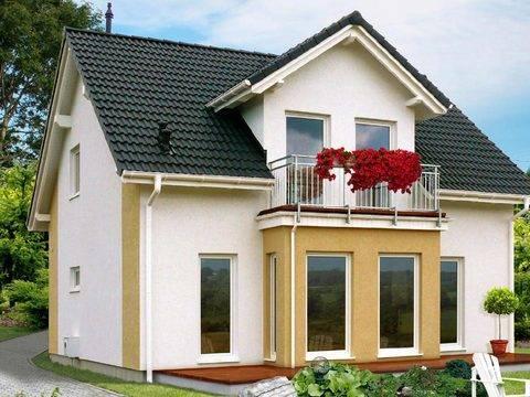 Einfamilienhaus HELBRA 124