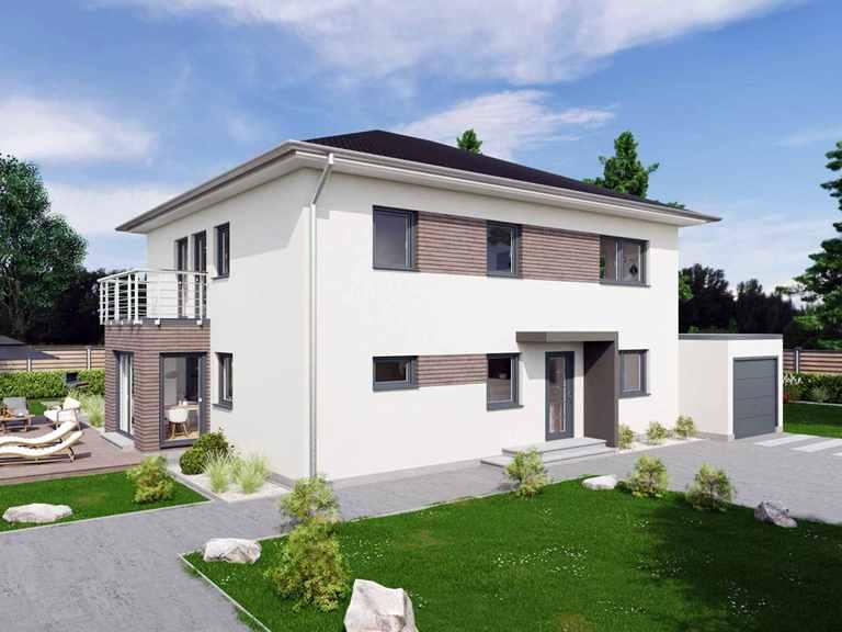 Zweifamilienhaus City 189 - STREIF Haus