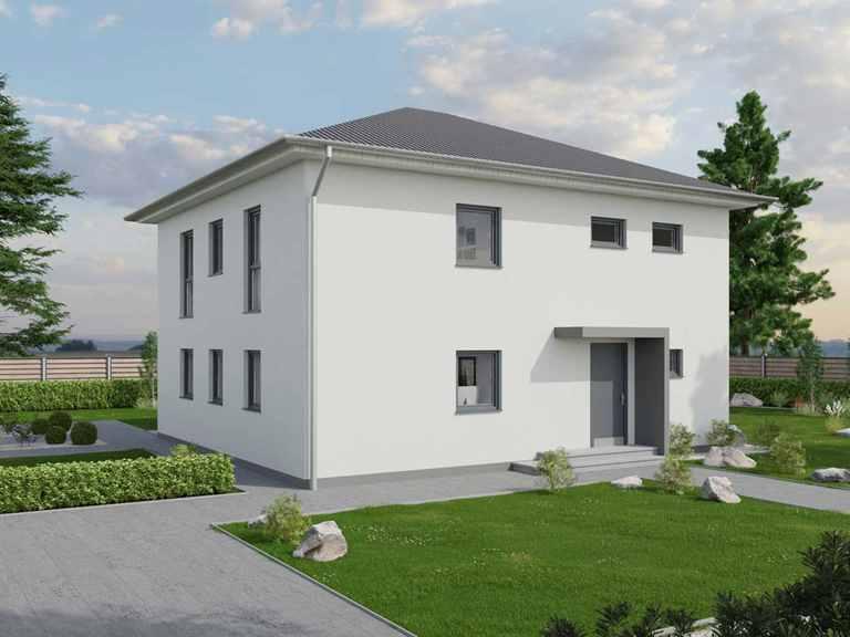 Zweifamilienhaus City 190 - STREIF Haus