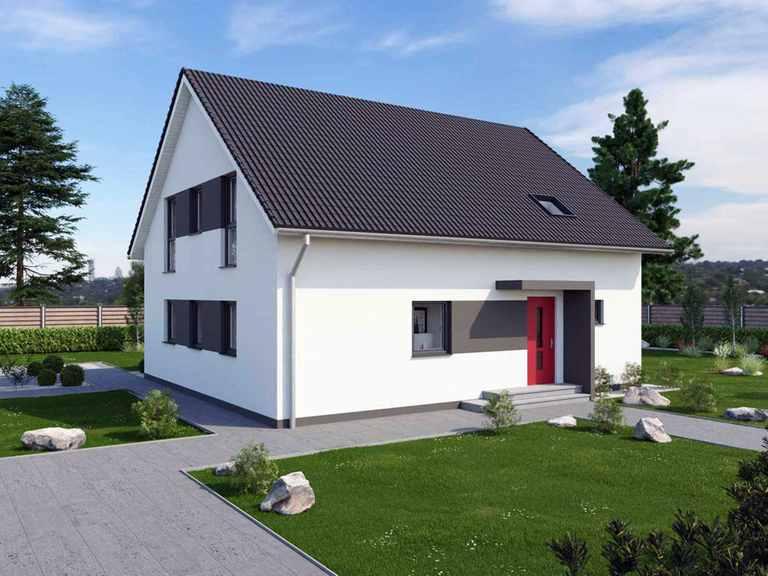 Zweifamilienhaus Family 201 - Streif Haus