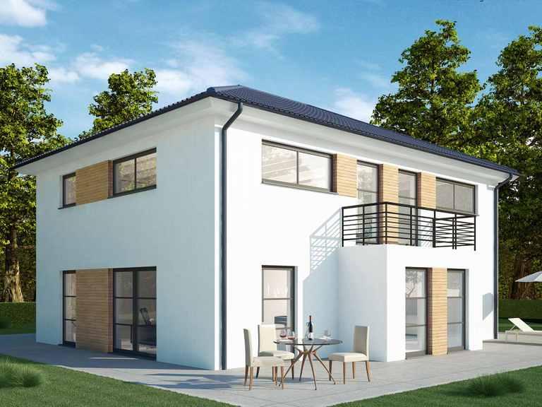 Zweifamilienhaus 185 M - Baudirekt