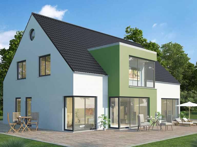 Zweifamilienhaus 200 M - Baudirekt