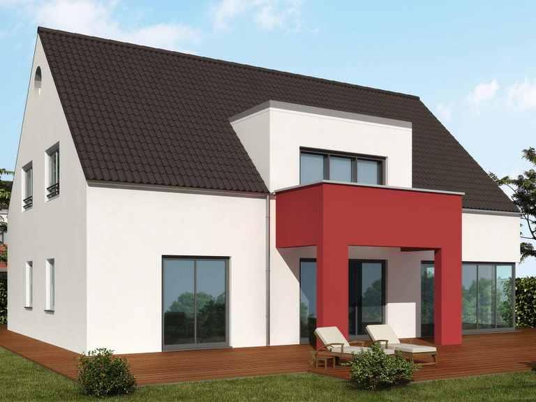 Zweifamilienhaus 210 T - Baudirekt