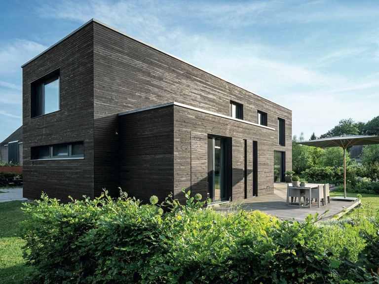 Kundenhaus Lindberg - Weber Haus