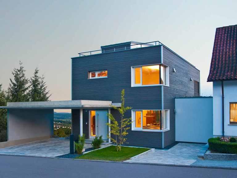 Einfamilienhaus Wiesenhütter - Baufritz