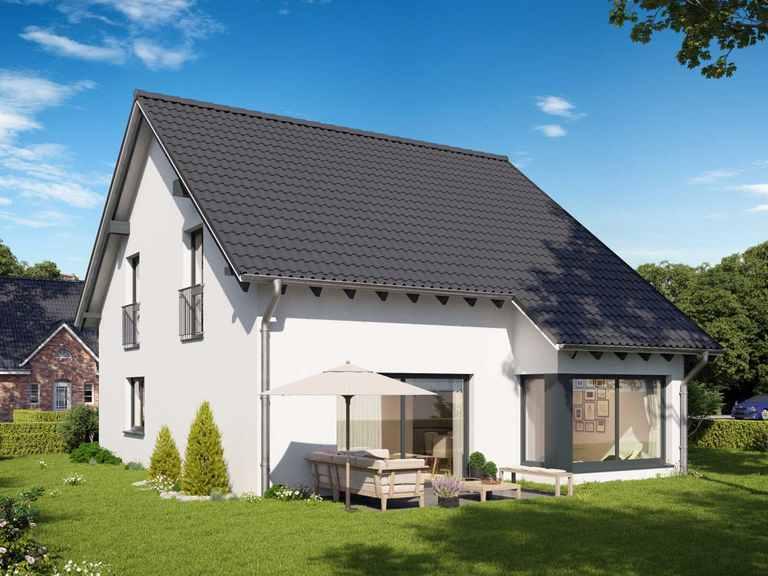Einfamilienhaus Noblesse 142 Edition - FAVORIT Massivhaus