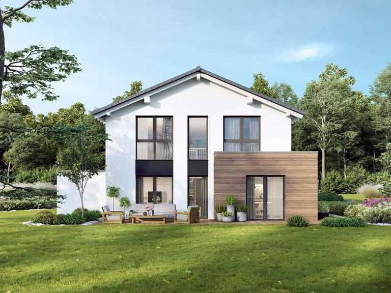 Einfamilienhaus Select 157 Edition - FAVORIT Massivhaus