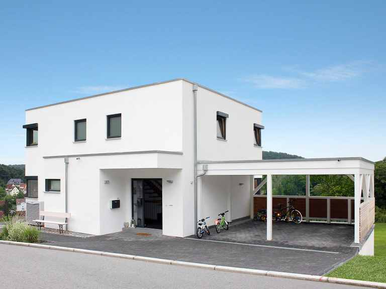 Kubushaus Schulten - Lehner Haus