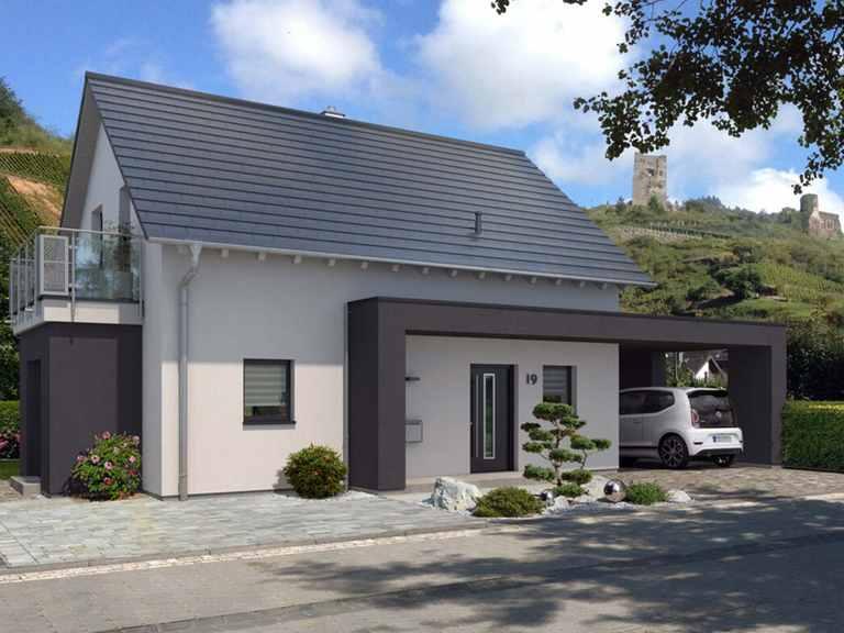 Einfamilienhaus Life 1 V1 - allkauf Haus