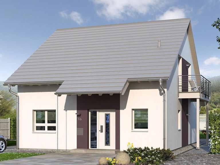 Einfamilienhaus Life 2 - allkauf Haus