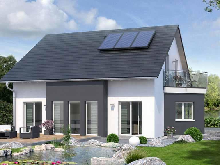 Einfamilienhaus Life 7 V1 - allkauf Haus