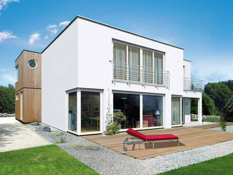 Kubus Haus Linea - Fingerhut Haus