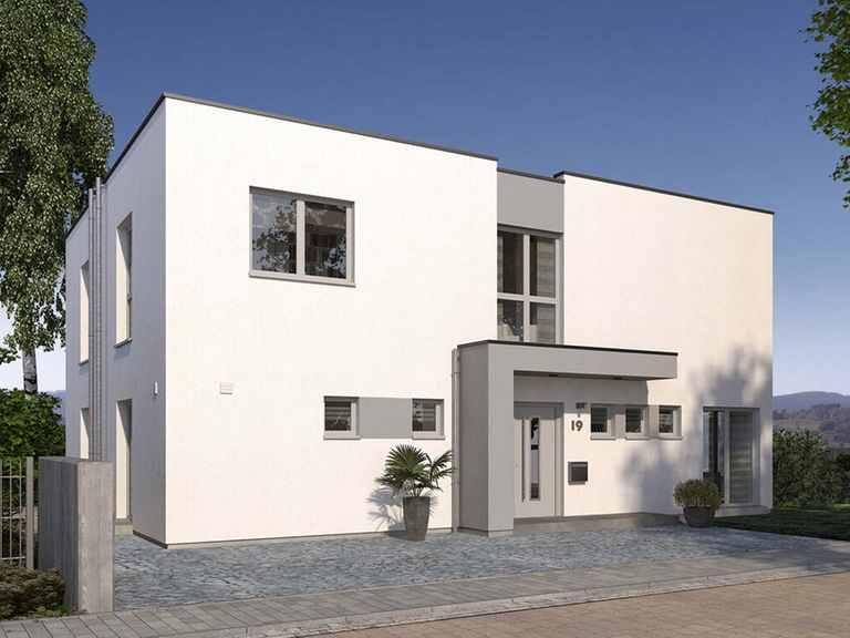 Doppelhaus Double 5 - allkauf haus