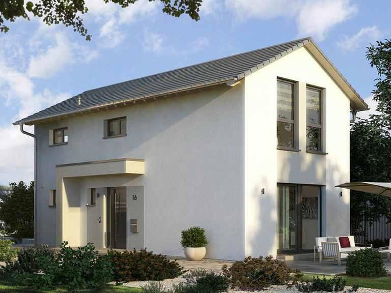 Einfamilienhaus Cityline 3 - allkauf haus
