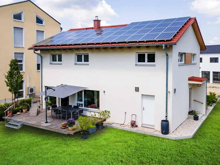 Einfamilienhaus Modern 161 - FischerHaus