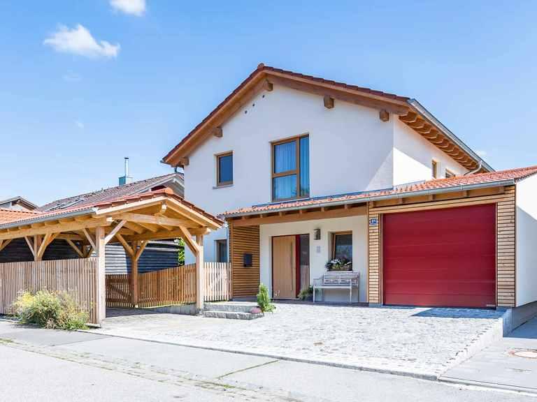 Einfamilienhaus Modern 210 - FischerHaus