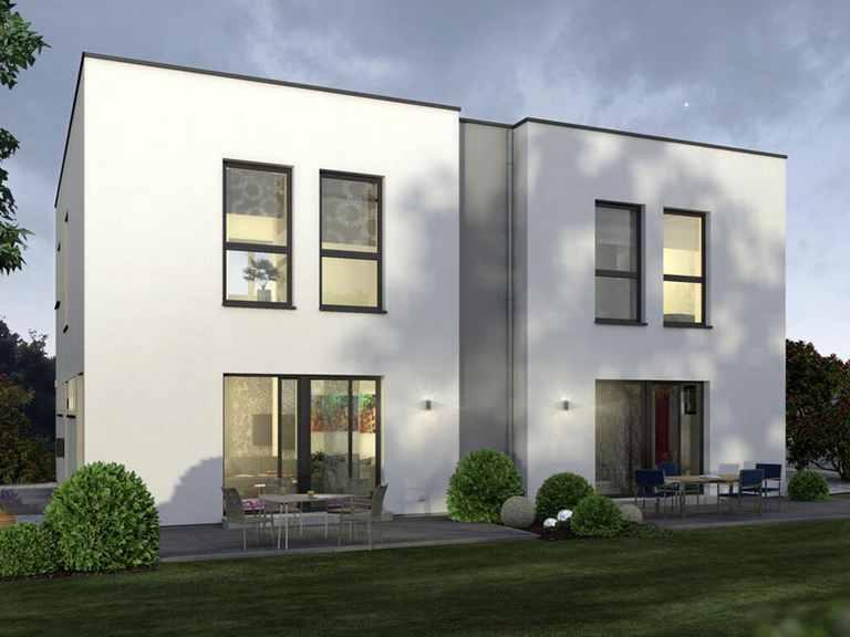 Doppelhaus Double 6 - allkauf haus