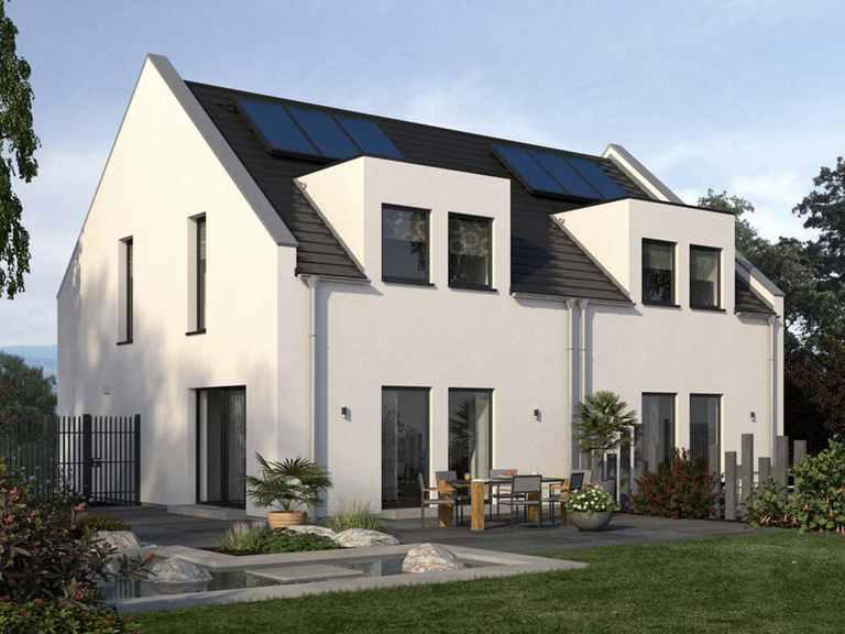 Doppelhaus Double 7 - allkauf haus