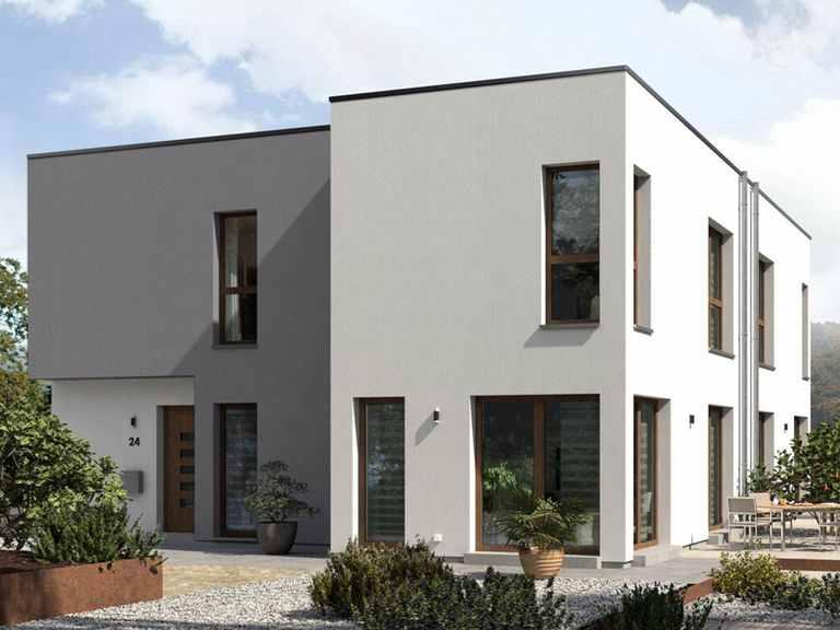 Doppelhaus Double 8 - allkauf haus